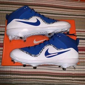 separation shoes 0bf8c b4944 Mens Nike Force Air Trout 4 Pro Metal Cleat Sz11.5